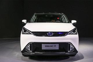 广汽传祺GE3今日开启预售 续航310公里