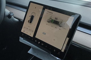 特斯拉Model 3交互界面曝光 下月将投产