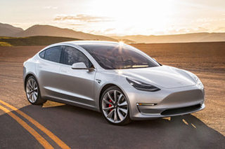 特斯拉Model 3本月交付 月产能超2万台