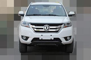 东风御风将推首款中型SUV 搭1.9T发动机