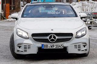 奔驰推新款S级Coupe 增3.0T直六发动机