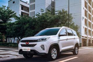 上汽通用五菱推首款7座SUV 将于9月上市