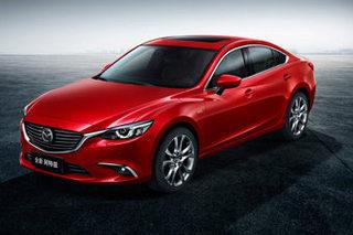 一汽马自达推新款CX-4/阿特兹 年内上市