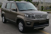 长安欧尚全新SUV命名X70A 搭1.5L发动机