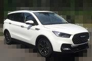 君马首款中型SUV实车曝光 轴距超汉兰达