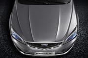 吉利新跨界SUV官图发布 10月接受预定