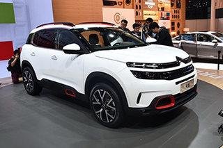 东风雪铁龙SUV天逸明日预售 9月15上市