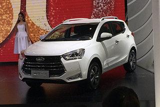 瑞风S2/S3新车型正式上市 售5.98万起