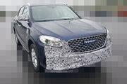 君马全新紧凑型SUV谍照 将于年内上市