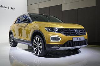 不只有T-Roc 一汽-大众明年第2款SUV是?