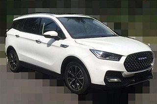 君马2款SUV将上市 空间够用/配大屏幕