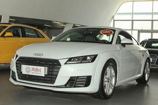 奥迪TT 1.8T车型正式上市 售49.98万元