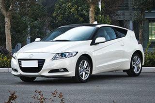 2012款本田CR-Z限时促销 最高直降2万元