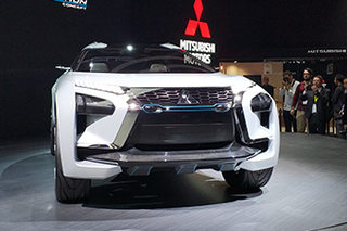 能读懂驾驶意图 三菱发布纯电动概念SUV