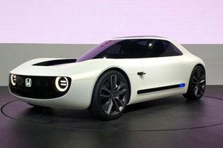 本田新电动概念车正式发布 2020年投产