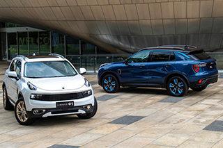 领克01先推4款2.0T车型 预计售17-24万