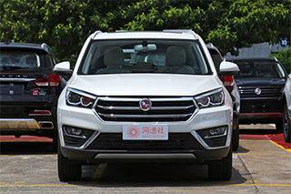 选择1.5T中高配最划算  汉腾X5购车手册