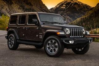 Jeep全新牧马人首搭2.0T 11月29日发布