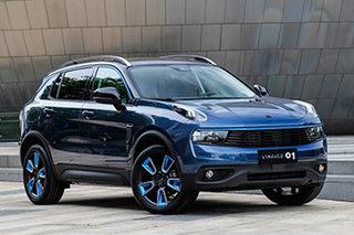 领克01本月17日预售 2.0T车型17万元起