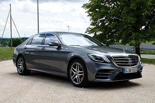 奔驰S级多款新车正式上市 售185.8万起