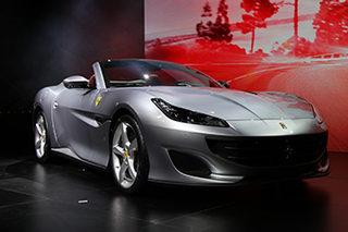 法拉利新GT敞篷跑车上市 售290.8万元