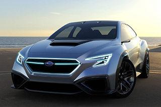 斯巴鲁推纯电动车系列 有望2021年发布