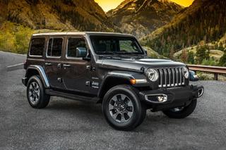 Jeep全新一代牧马人首发 将于明年上市