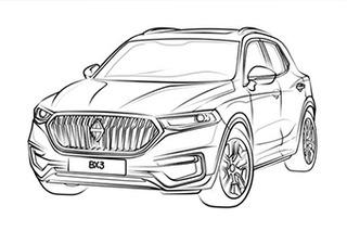 宝沃BX3于明年北京车展亮相 竞争奥迪Q2