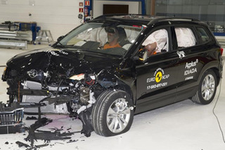 斯柯达全新小SUV安全解析 将于明年上市