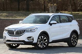 宝马生产线诞生的新SUV 中华V6今日上市