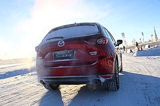 四驱也能找乐子 极寒试长安马自达CX-5