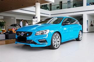 2017款沃尔沃V60(进口)促销 最高降6万