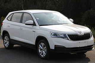 斯柯达全新小SUV二季度上市 搭1.5升发动机