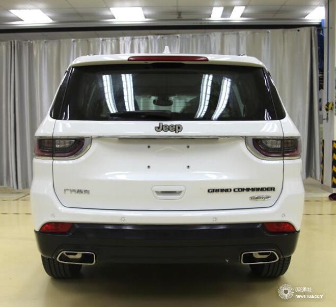Jeep首款7座SUV架设2.0T伸擎 将于年内上市