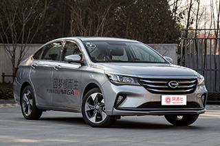 紧凑级轿车新选择 传祺GA4 200T 自动豪华版
