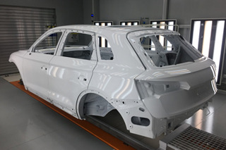 奥迪Q工厂一期将投产 全新Q5L预计4月上市