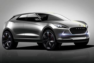 路特斯新车规划曝光 首款SUV于2022年面世