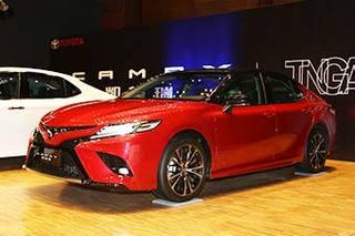 丰田开启SUV新攻势 在华挑战140万辆目标