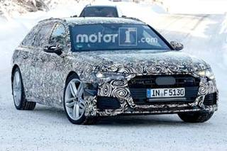 新奥迪S6 Avant将明年初发布 或搭V6发动机