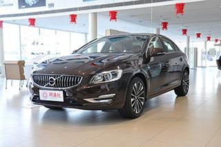 沃尔沃S60L最高优惠8.21万 现车供应