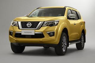 郑州日产新SUV途达官图发布 搭2.5升发动机