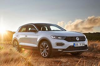 大众4款全新SUV于3月23日 在华全球首发