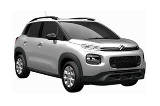雪铁龙全新小SUV专利图曝光 将于下半年上市