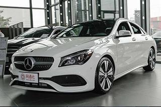 奔驰CLA整体优惠6000元 现车销售颜色齐全