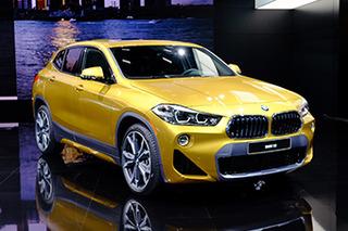 宝马X2本月10日在华首发 将于上半年上市