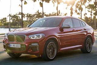 宝马两款新车今日发布亮相 含全新一代X4