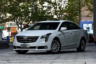 凯迪拉克XTS全系优惠2万元 现车供应
