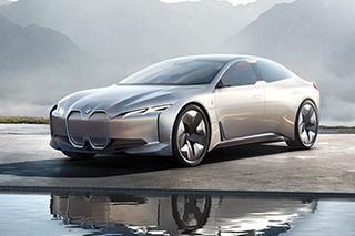 宝马i4纯电动车确认量产 续航或达600km
