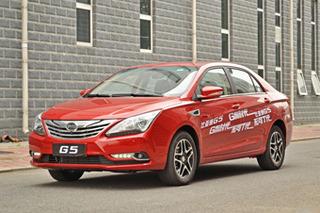 比亚迪G5增1.5升自吸发动机 百公里油耗6.5L