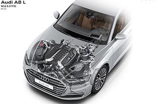 奥迪将停止使用12缸引擎 全新A8 W12成绝唱